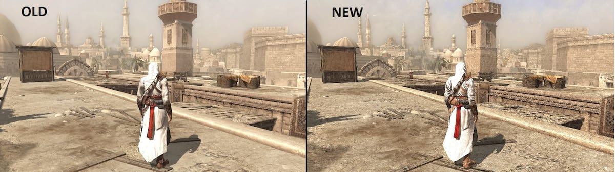 48865UNILAD imageoptim assassins creed 2016 mod comparison 1 This Assassins Creed Remaster Is Absolutely Stunning