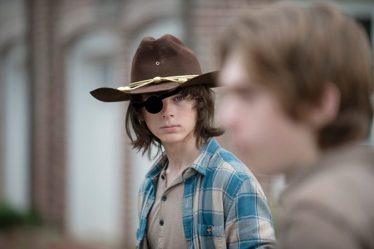 50936UNILAD imageoptim carl1 Next Big Character Death In The Walking Dead May Have Been Revealed