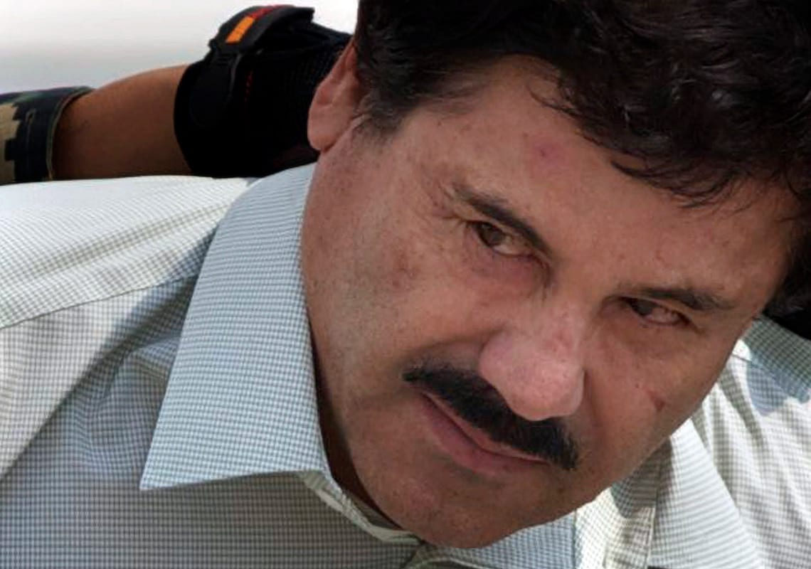 Mexican Drug Lord El Chapo Calls Out Donald Trump On Twitter 52048UNILAD imageoptim PA 19192343