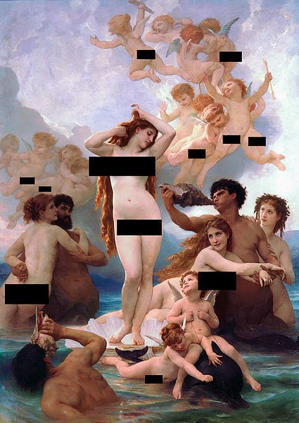 52697UNILAD imageoptim CENSORED The Birth of Venus by William Adolphe Bouguereau 1879 The Government Is About To Start Blocking Porn Sites