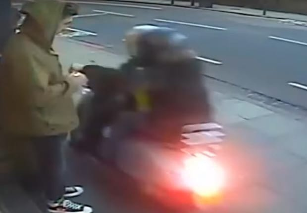 Why Police Are Scared To Stop The Moped Mugging Epidemic