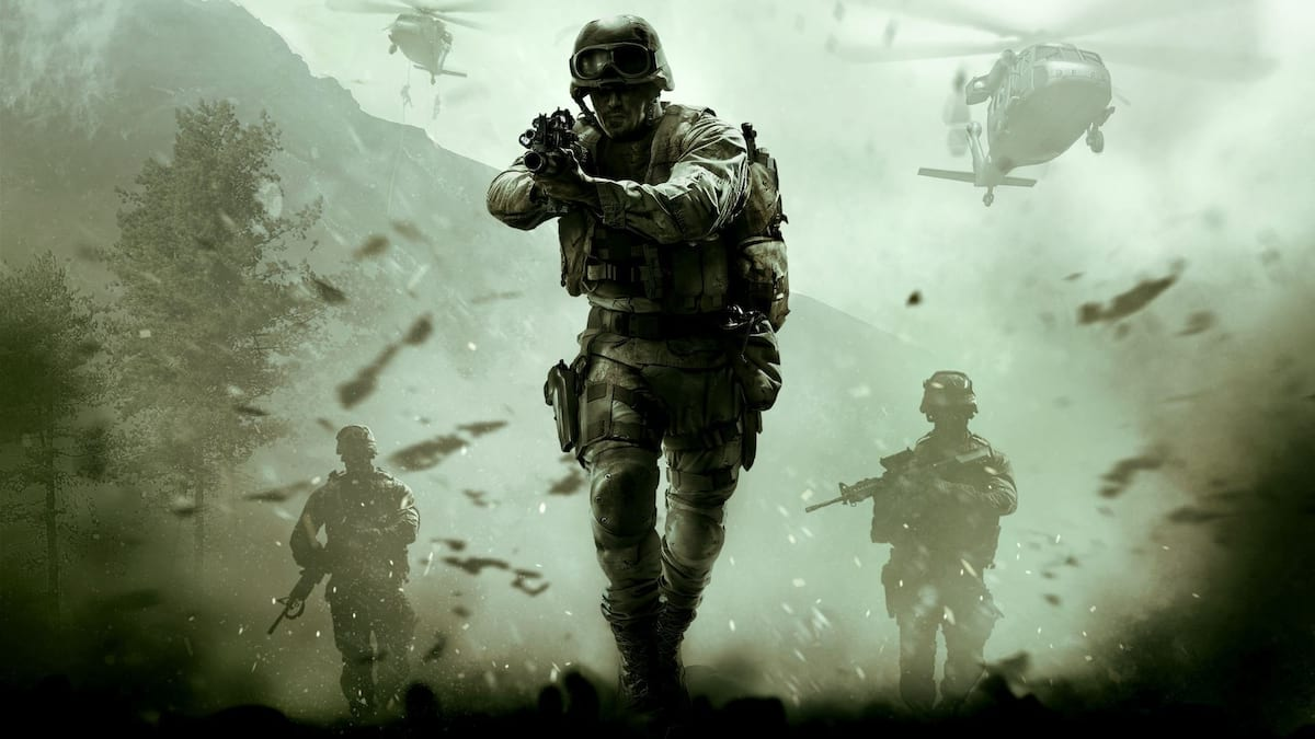 Activision Reportedly Set To Remaster Another Fan Favourite Call Of Duty 61912UNILAD imageoptim original