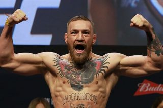 Conor McGregor Lined Up To Star In Game Of Thrones