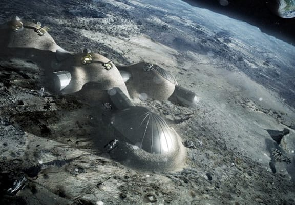 Humans Could Soon Live On Moon After New Scientific Breakthrough