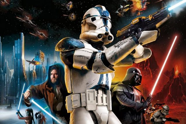 Six Minutes Of Battlefront 3 Footage Shows Up Online