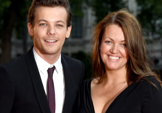 Louis Tomlinson's Mum Posts Heartbreaking Message From Beyond The Grave