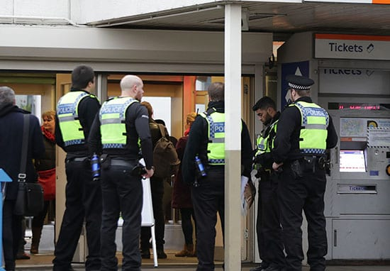 Man Stabbed In London By Knifeman Who 'Wanted To Kill A Muslim'