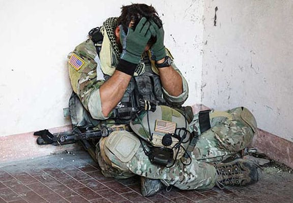 More Troops Commit Suicide Than Die Fighting ISIS