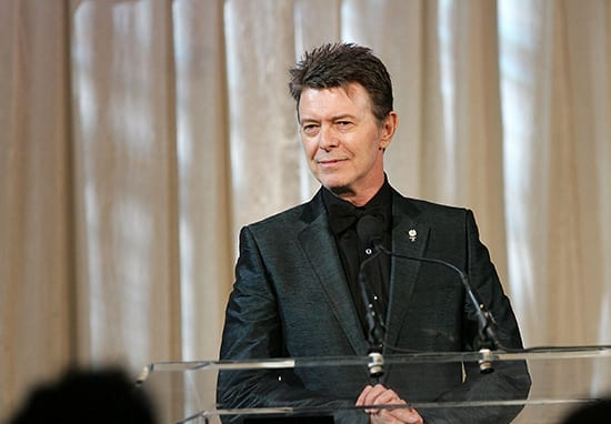 David Bowie Just Got Nominated For A Major Award