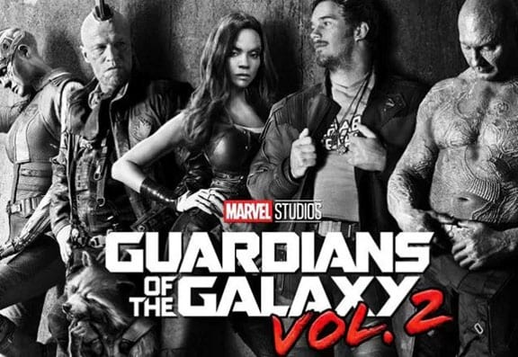 Guardians Of The Galaxy: Vol 2 Gets A Hilarious New Trailer