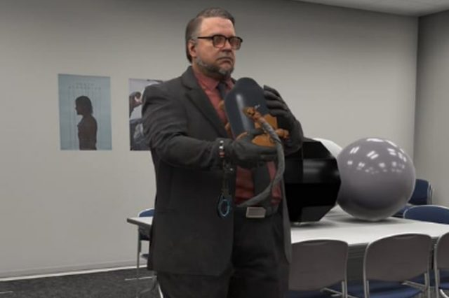 Death Stranding Images Shown In Most Kojima Way Possible