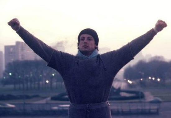 Sylvester Stallone's Rocky Workout Regime Was Insane