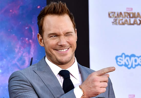 Chris Pratt Goes Into Detail About Jennifer Lawrence Sex Scene