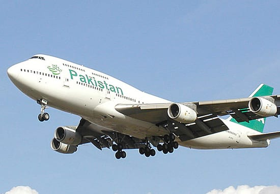 Plane Flying To Pakistan Carrying 47 Disappears