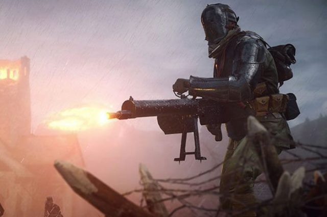 Battlefield 1 Getting New Custom Game Mode, Here's What We Know
