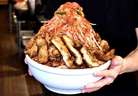 This Restaurant Will Pay You £300 To Eat This Bowl Of Ramen Noodles