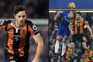 Hull City Midfielder Ryan Mason Sustains Skull Fracture After Nasty Head Collision Against Chelsea