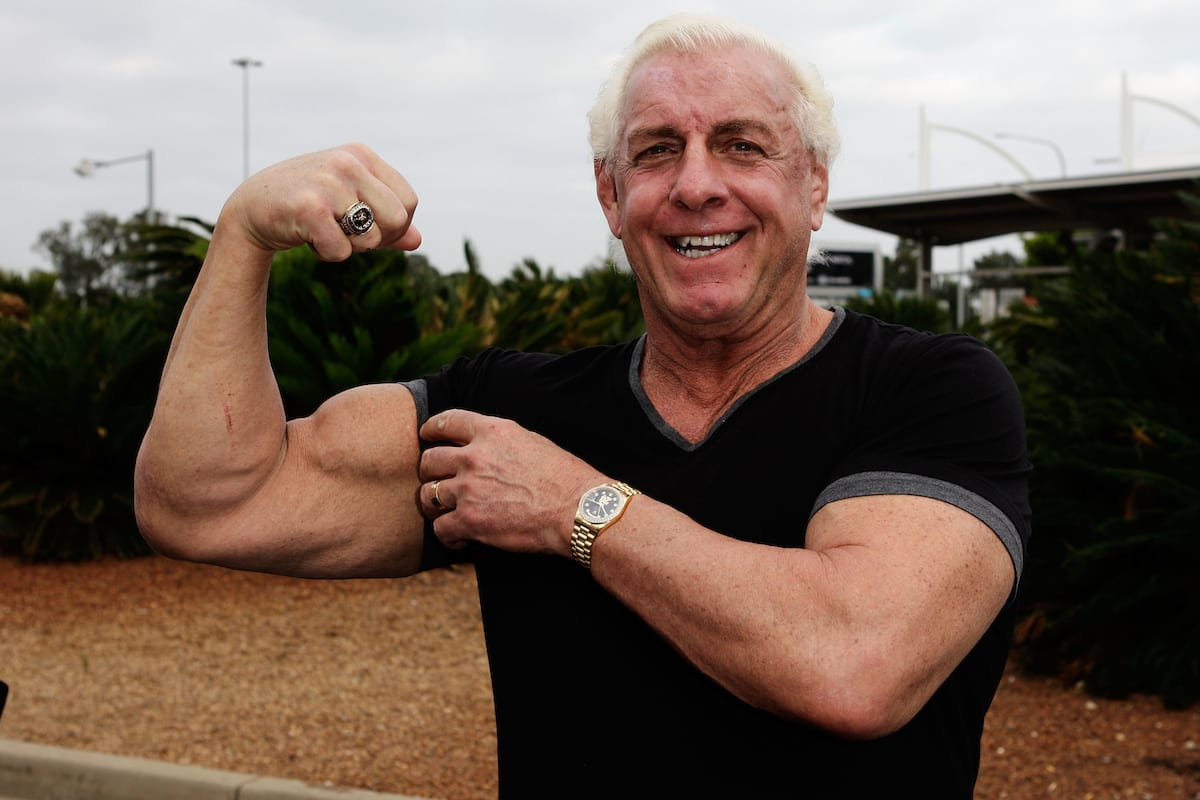 Ric Flair Can Still Deadlift 400lbs At 67 Years Old 35881UNILAD imageoptim GettyImages 93092396