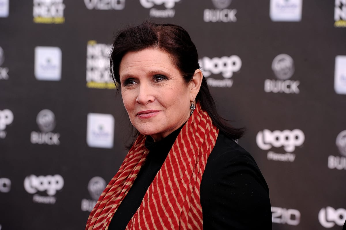 Eerie Last Text Carrie Fisher Sent Before Her Tragic Death 39692UNILAD imageoptim GettyImages 111879455