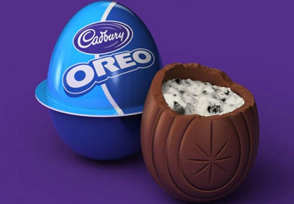 Man Has Proof He Invented Oreo Creme Egg Years Ago