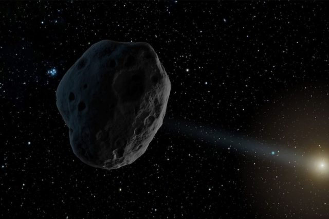 NASA Cant Work Out What This Object Hurtling Towards Earth Is 43660UNILAD imageoptim comet 1 640x426