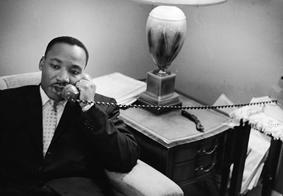 Martin Luther King Jr.'s Powerful Words About Leadership