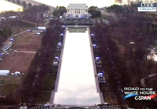 Side-By-Side Photos Of Trump Vs Obama Inauguration Concert Says It All