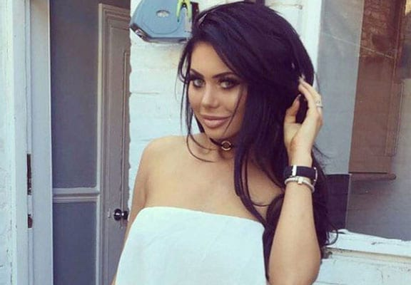 Geordie Shore Star Got Naked On Her First Night On Celebrity Big Brother
