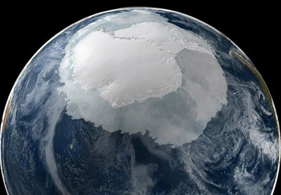 Conspiracy Theorists Say Antarctic 'Anomaly' Is Secret Nazi UFO Base