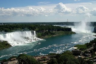 Here's What Scientists Found When They Emptied The Niagara Falls