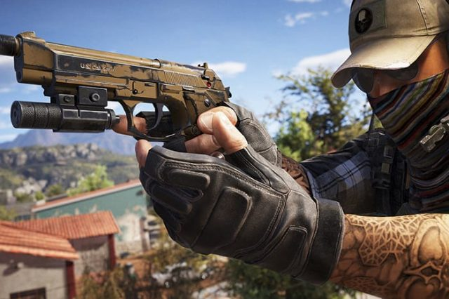 Hands-On With Ghost Recon: Wildlands