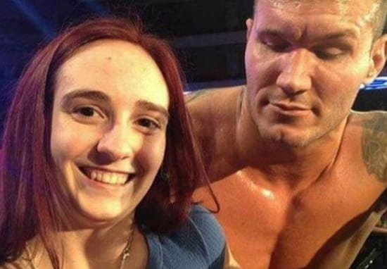 Randy Orton Caught Staring At Fan's Boobs During Selfie