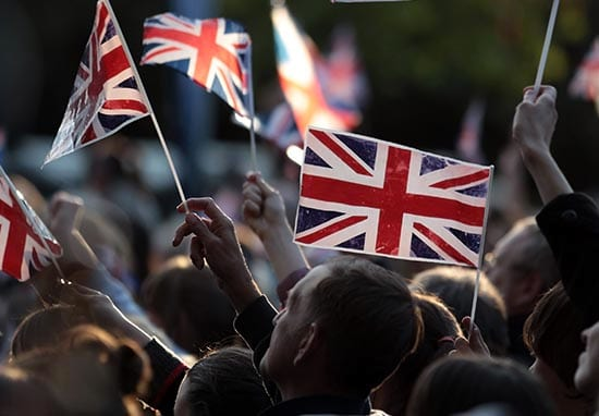 Study Finds British DNA Isn't Very British At All