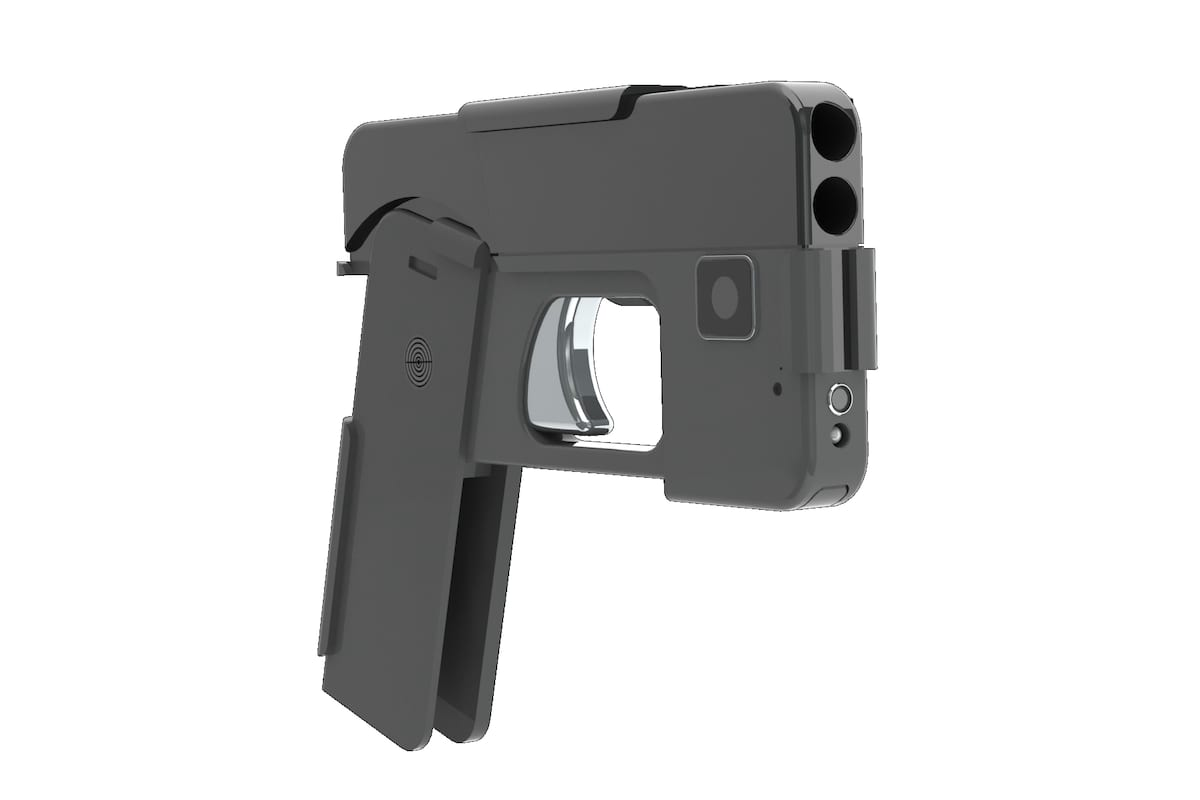 You Can Now Buy A Gun That Looks Like An iPhone 8287UNILAD imageoptim gun iphone ideal conceal facebook