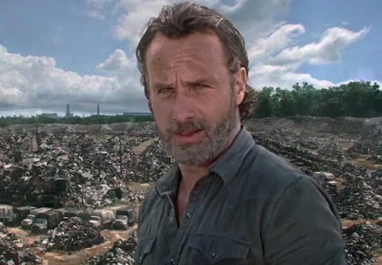 Fans Are Freaking Out Over Minor Detail In Latest 'Walking Dead' Episode