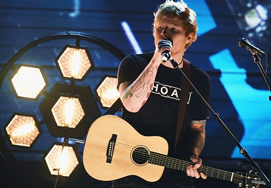 Ed Sheeran Wasn't Let Into Grammy's After Party For Ridiculous Reason