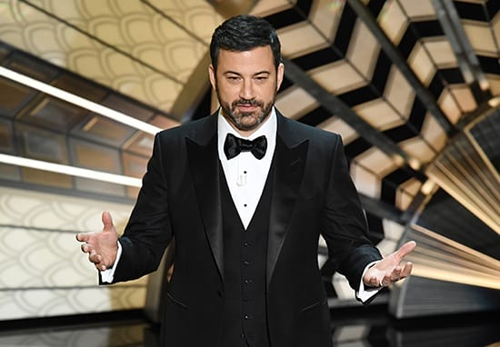 No One Can Believe How Much Jimmy Kimmel Was Paid To Host The Oscars