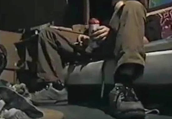 Unearthed Footage Shows Banksy Speaking Before He Was Famous