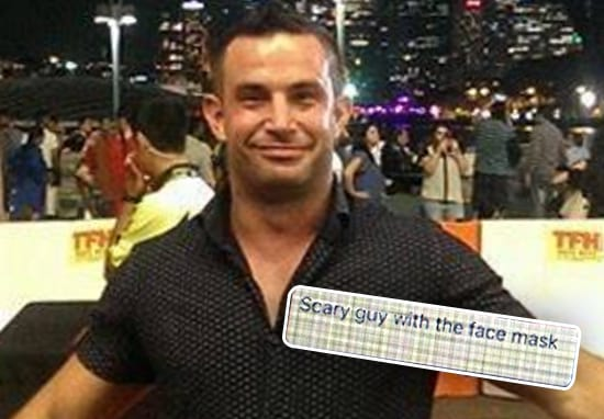 Tourist Found Dead Sent Chilling Final Message About 'Guy In Mask'