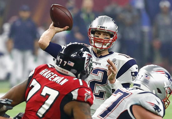 New England Patriots Stage Record Comeback To Win Super Bowl
