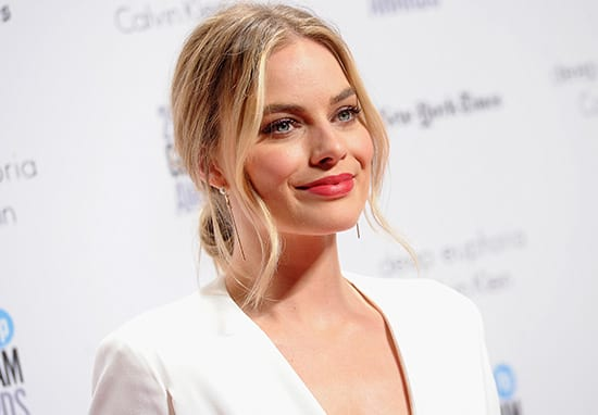 Behind The Scenes Footage Shows Margot Robbie Shouting 'Suck My Dick' On New Movie Set