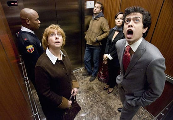 Here's How To Survive A Falling Elevator