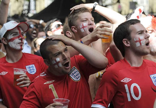 England Could Be Kicked Out Of 2018 World Cup
