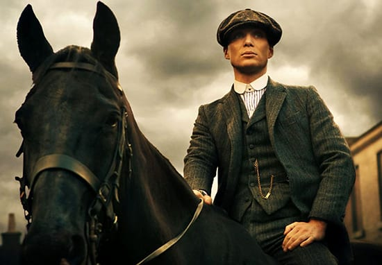 First Leaked Images Of Peaky Blinders Season 4 Emerge