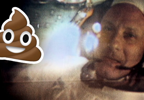 Astronauts On Apollo 10 Had A Real Problem With Floating Turds