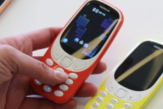 The New Nokia 3310 Is Officially Here