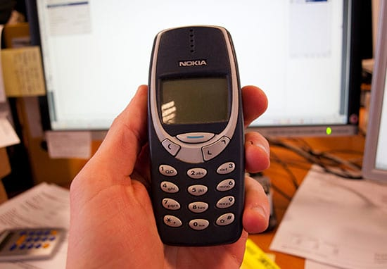 This Is What The New Nokia 3310 Could Look Like