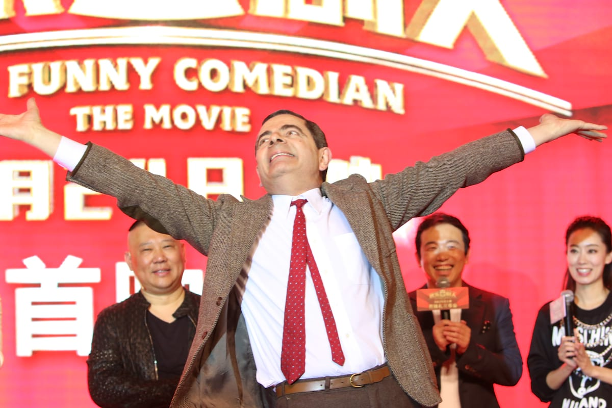 Mr Bean Is Back On The Big Screen For The First Time In 10 Years 1026 GettyImages 655466600