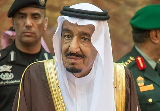 Saudi King Takes 506 Tons Of Luggage With Him On Nine-Day Trip