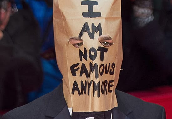 Shia Labeouf's Latest Stunt Is His Craziest Yet